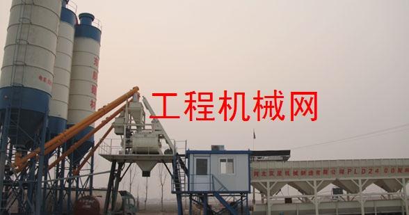 HZS75混凝土搅拌站技术参数?