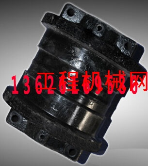 中联DTU90G摊铺机支重轮以质量求生存