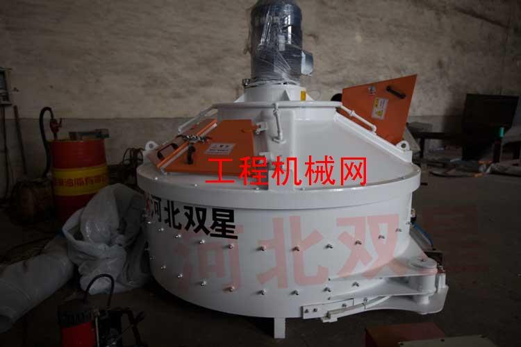 立轴行星式搅拌机的特殊搅拌装置